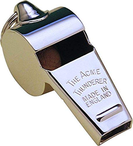 Acme 58.5 Thunderer Whistle, Large