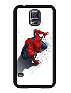Caitlin J. Ritchie's Shop Cheap Spiderman Samsung Galaxy S5 I9600 Case Anime Picture Design Hard Plastic Cover 6597580M807214045