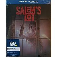 Salem's Lot (SteelBook/Blu-ray + copia digital)