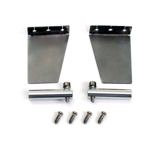 Atomik Trim Tab Set for Atomik P1 35in, King of Shaves P1 RC Boats ()