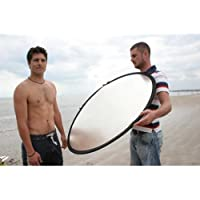 Lastolite LL LR3807 38-Inch Collapsible Reflector with Translucent Diffuser
