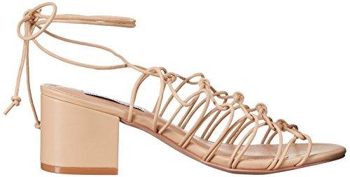 Steve Madden Womens Illie Dress Sandal Natural