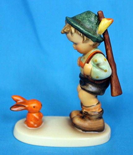 Hummel Goebel 6/0 - Sensitive Hunter Little hunter and a rabbit tmk 1 ()