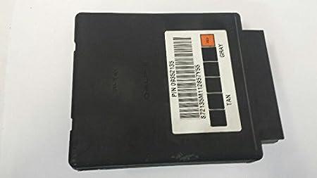 body control module fits 02 03 04 gmc trailblazer bravada 4 2 p/n:  09352135, engine computers - amazon canada