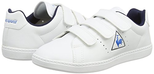 Syn optical White Le Courtone Sintético Coq De Niño Para Ps Blanco Zapatillas Sportif Lea IIBZH4q