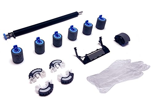 Altru Print 4100-RK13-AP Deluxe Roller Kit for HP LJ 4100 with Transfer Roller, Tray 1 Pickup Roller/Separation Pad, Tray 2-4 Feed/Separation Rollers & Tray 2 Pickup Rollers for Paper Pickup Assembly ()