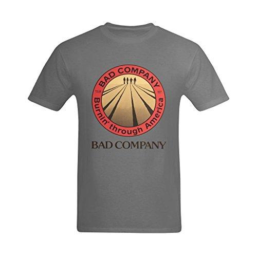bad company band t shirt - 1