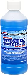 Cyclo C207 Concentrated Windshield Washer Solvent with Antifreeze - Case of 12