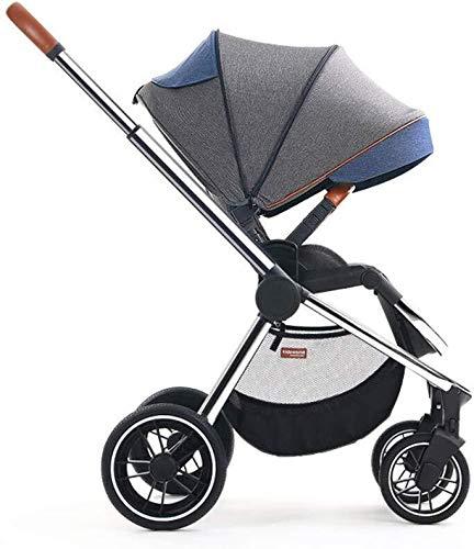 LAZ Compacta cochecito de bebé plegable Cochecito infantil de peso ...
