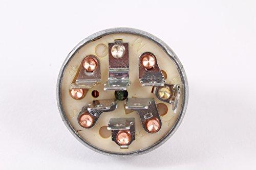 Genuine   Ignition Switch Fits MZ52 MZ5424 M-ZT52 M-ZT61 PZ54 - Husqvarna 574455401