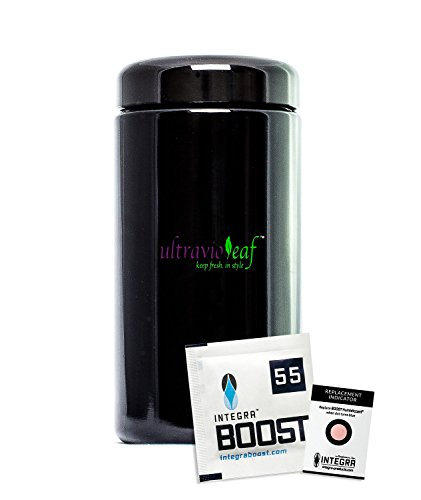ultravioLeaf Container Airtight Ultraviolet Canister