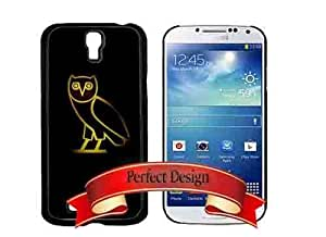 OvOXo Owl Black Galaxy S4 Phone Case by icecream design