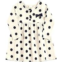 Vestido Rotativo Natural Bebê Menina Cotton 38513-293