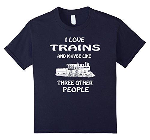 Kids Steam Engine Train T Shirt Diesel Locomotive Gift T ...