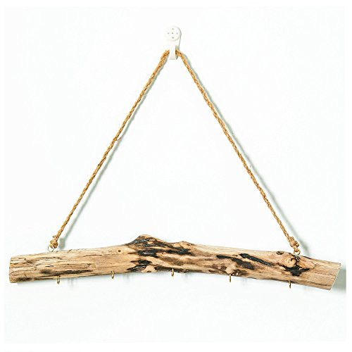 Byher 15-Inch Natural Driftwood Branches Wall