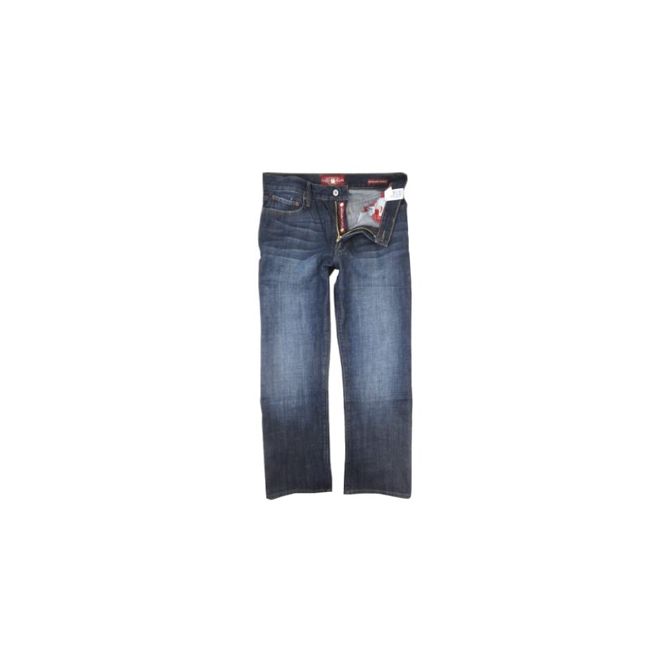 Lucky Brand Men's 181 Relaxed Fit Straight Leg Jeans (32 x 30, Medium Wash) at  Men's Clothing store