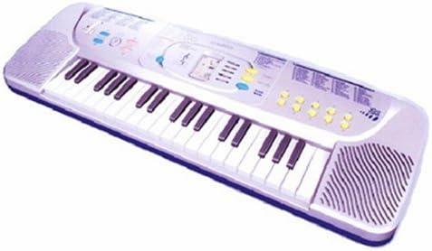 Casio SA-75 - Teclado MIDI (37 llaves, USB, 650 x 211 x 78 mm)