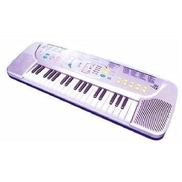 Casio SA-75 - Teclado MIDI (USB, 650 x 211 x 78 mm): Amazon.es: Electrónica