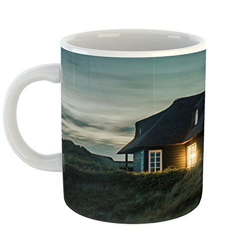 Modular Cottage Office (Westlake Art - Sky Cloud - 11oz Coffee Cup Mug - Modern Picture Photography Artwork Home Office Birthday Gift - 11 Ounce (8157-9888D))