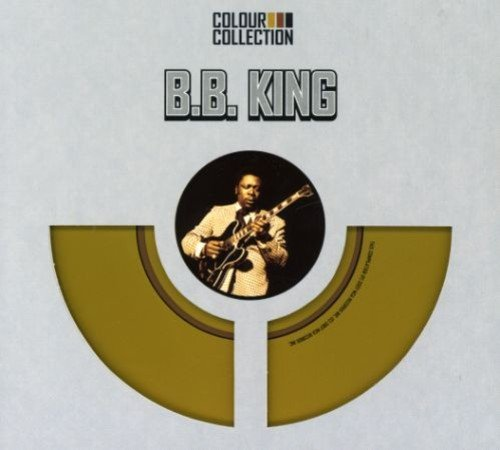 B.B. King - Colour Collection By B.b. King (2008-03-25) - Zortam Music