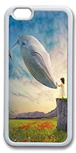 iPhone 6 Cases, Personalized Protective Case for New iPhone 6 Soft TPU White Edge Touch