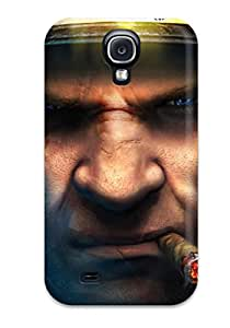 New Galaxy S4 Case Cover Casing(cool Amazing Starcraft Marine)