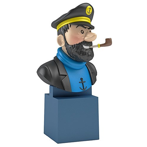 Moulinsart Bust Tintin: The Captain Haddock PVC 7,5cm 42478 (2017) -