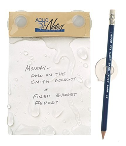 Aqua Notes Water Proof Note Pad by Aquanotes (Image #2)