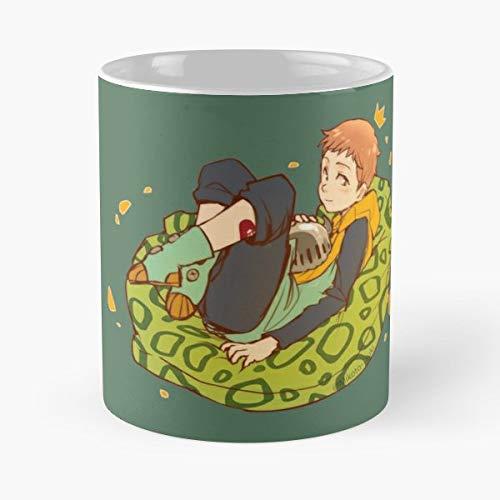 Nanatsu No Taizai The Seven Deadly Sins King Fairy 11 Oz Coffee Mugs Best Gift For Father Day ()