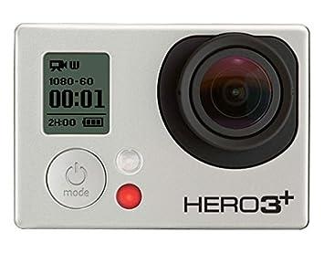 Gopro Hero 3+ Black Edition Adventure CHDHX-302: Amazon.es ...