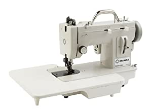 Reliable 2000U-33 Barracuda Portable Zig-Zag Walking-Foot Sewing Machine