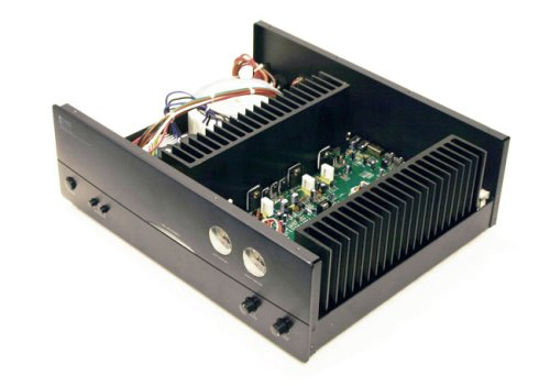 OSD Audio AMP300 350W Peak Class A/B Stereo Power Amplifier with Automatic Dual Source Priority Switching by OSD Audio