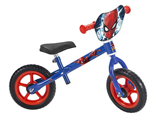 🥇 Toim 85-107 – Bicicleta Sin Pedales Spiderman 10″