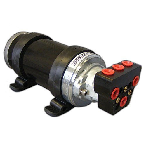 Octopus Autopilot Pump Type 2 Adjustable Reversing Pump w/Shut-Off Valve - 12V up to 22ci Cylinder (44314)