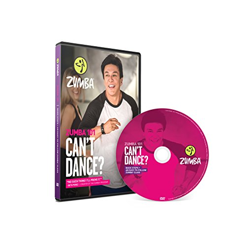 Zumba 101 Workout DVD - Fitness, Exercise & Diet