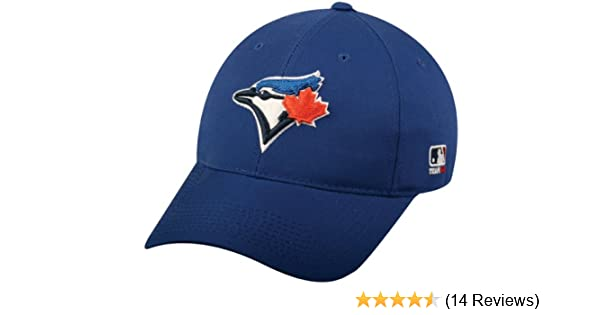sale retailer d9200 134ed ... where to buy amazon toronto blue jays youth ages under 12 adjustable hat  mlb officially licensed