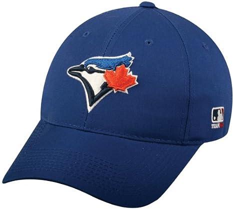 Amazon.com   Toronto Blue Jays YOUTH (Ages Under 12) Adjustable Hat ... 1fef74debfa