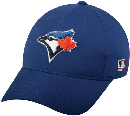 buy popular 7ec47 15646 Toronto Blue Jays YOUTH (Ages Under 12) Adjustable Hat MLB Officially  Licensed Major League Baseball Replica Ball Cap