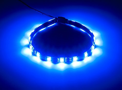CableMod WideBeam Magnetic LED Strip RGB Kit   30cm / 15 LEDs  (dd434f2d72c0b8ef5399c0ad32250c5c)   PCPartPicker