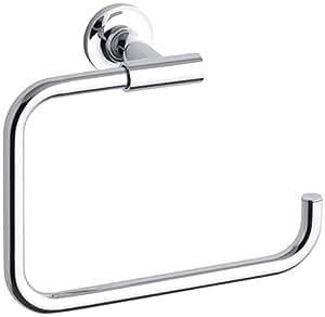 Kohler K-14441-CP Purist Towel Ring (Polished Chrome)