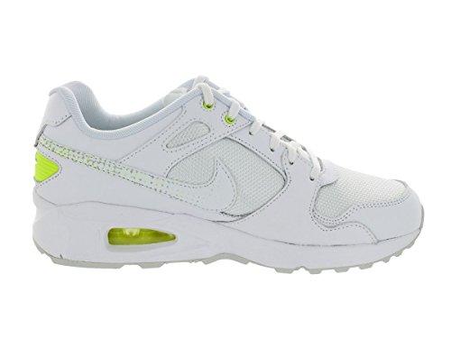 Nike AIR MAX COLISEUM Scarpe Sneakers Moda Bianco Giallo per Donna