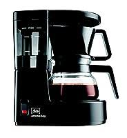 Melitta, Filterkaffeemaschine, Aromaboy, 2 Tassen-Glaskanne, Filtereinsatz,...