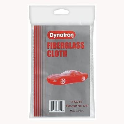 Dynatron 699 8 Square Feet Fiberglass Cloth (Pack of 6): Garden & Outdoor