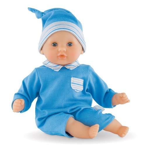 - Corolle Mon Premier Bebe Calin Baby Doll, Blue