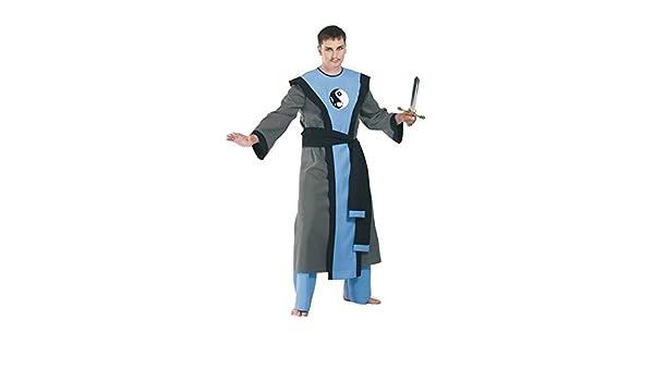 Aptafêtes disfraz samurái: Amazon.es: Juguetes y juegos