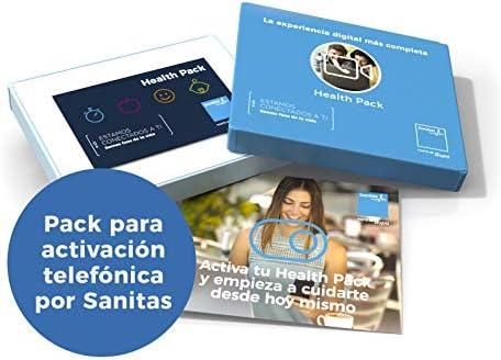 SANITAS Health Pack Bienestar Emocional - Plan personalizado de 3 meses para potenciar tu bienestar emocional (Pack para activación telefónica por Sanitas): Amazon.es: Salud y cuidado personal