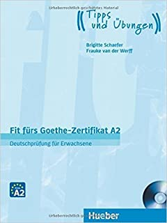 Buy Fit Fur Goethe - Zertifikat A1 (Start Deutsch 1) Book