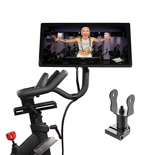 360 Degree Aviation Aluminum Screen Monitor Adjuster for Peloton Bike(Not Compatible with Peloton Bike +)