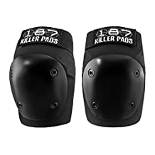 187 Killer Fly Knee Pads - Black - Medium by 187 Killer Pads