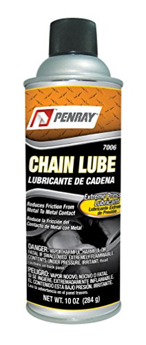 Penray 7006-12PK Chain Lube - 10-Ounce Aerosol Can, Case of 12 ()